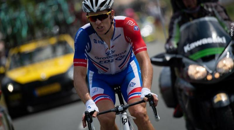 Arnaud Démare Tour de France 2018