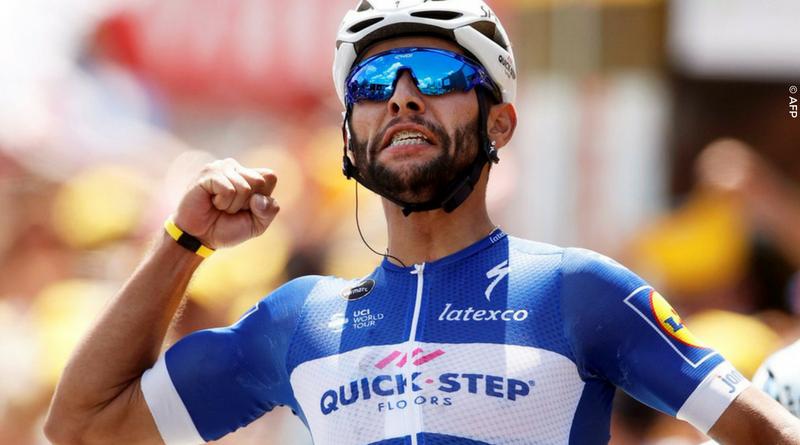 Gaviria 4ème étape Tour de France 2018