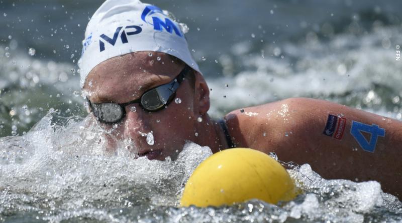 Eau libre – Championnats du monde : la France sixième du relais mixte