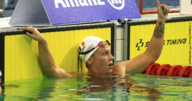 Championnats d'Europe de natation handisport : Élodie Lorandi vice-championne d'Europe sur 100m nage libre