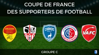 Groupe C – Coupe de France des supporters de football
