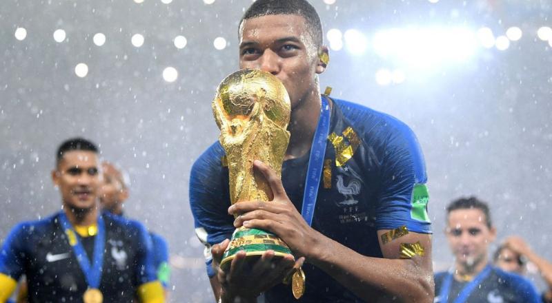 Kylian Mbappé, champion du monde et véritable phénomène de précocité – Getty Images