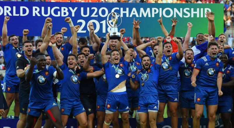 Les Bleuets du rugby champions du monde après un formidable parcours – AFP