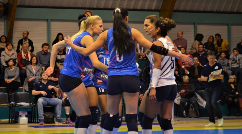 Coupe de france de volley f le vcmb l 39 emporte au bout d 39 un match intense - Coupe de france de volley ...