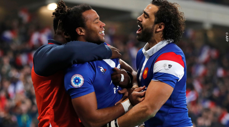 Calendrier 6 Nation 2019.Actualites Rugby 6 Nations Coupe Du Monde Le