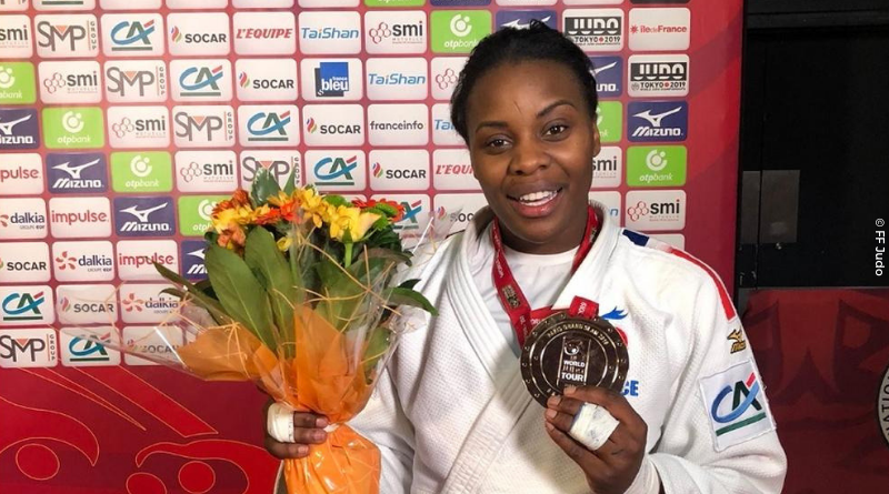 Vidéo - Judo : revivez la finale de Madeleine Malonga au ...