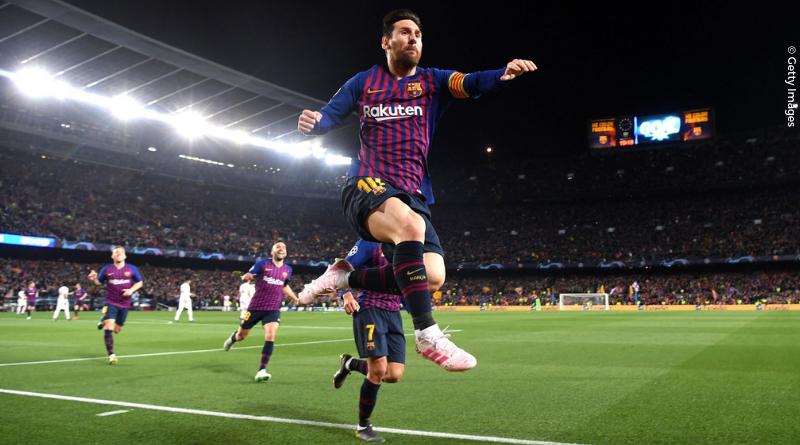 Ligue des Champions : Messi a porté le Barça