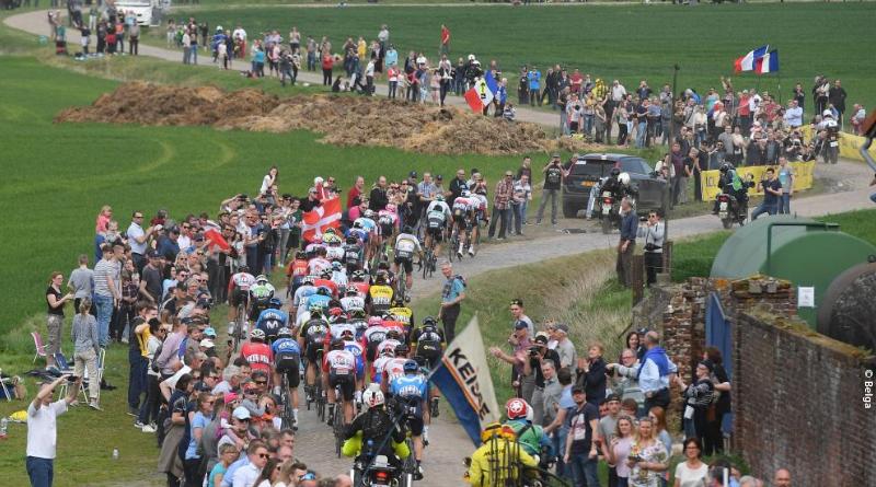 Profil et parcours Paris-Roubaix 2019