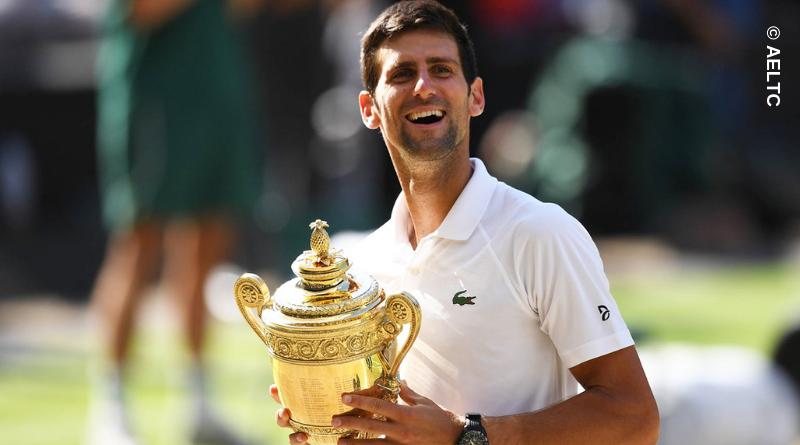 Wimbledon 2019 Le Tableau Hommes Dicodusport