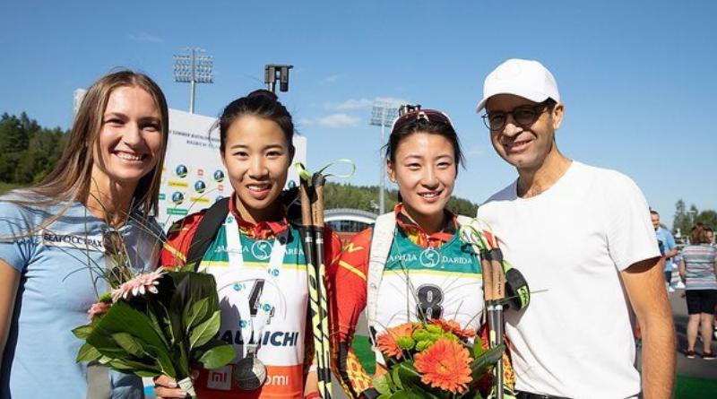Biathlon - Darya Domracheva et Ole Einar Bjoerndalen nommés entraîneurs nationaux de la Chine