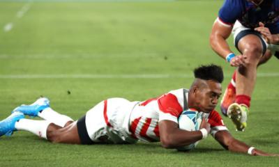 Coupe du monde 2019 - Le Japon vient à bout de la Russie après une première période compliquée