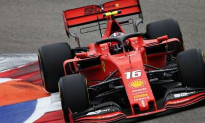 F1 - Charles Leclerc décroche une nouvelle pole position en Russie