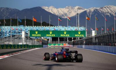 F1 - Grand Prix de Russie 2019 - Le programme complet