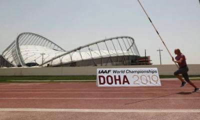 Programme TV des Championnats du monde d'athlétisme 2019