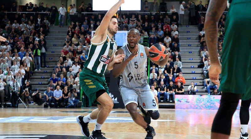 Basket ball Nouvel exploit pour l'ASVEL, tombeur du