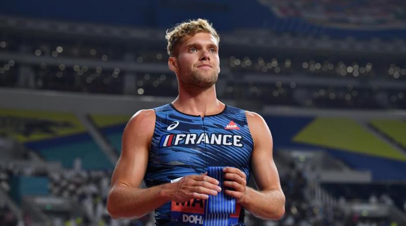 Championnats du monde d'athlétisme - Décathlon - Kevin Mayer abandonne
