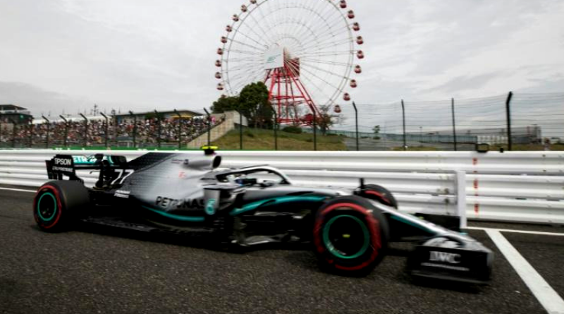 F1 - Les qualifications du Grand Prix du Japon décalées