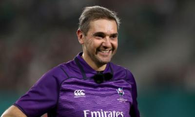 Jérôme Garcès aux commandes de la finale de la Coupe du monde