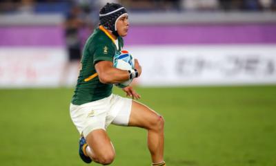 La composition de l'Afrique du Sud pour défier le Pays de Galles en demi-finales