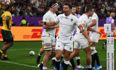 La composition de l'Angleterre pour affronter la Nouvelle-Zélande en demi-finales