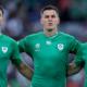 La composition de l'Irlande pour affronter la Russie