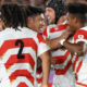 La composition du Japon pour défier l'Afrique du Sud en quarts de finale