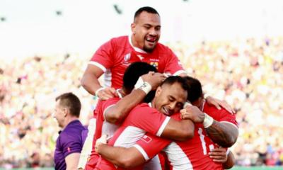 Les Tonga s'offrent une victoire face aux États-Unis pour terminer