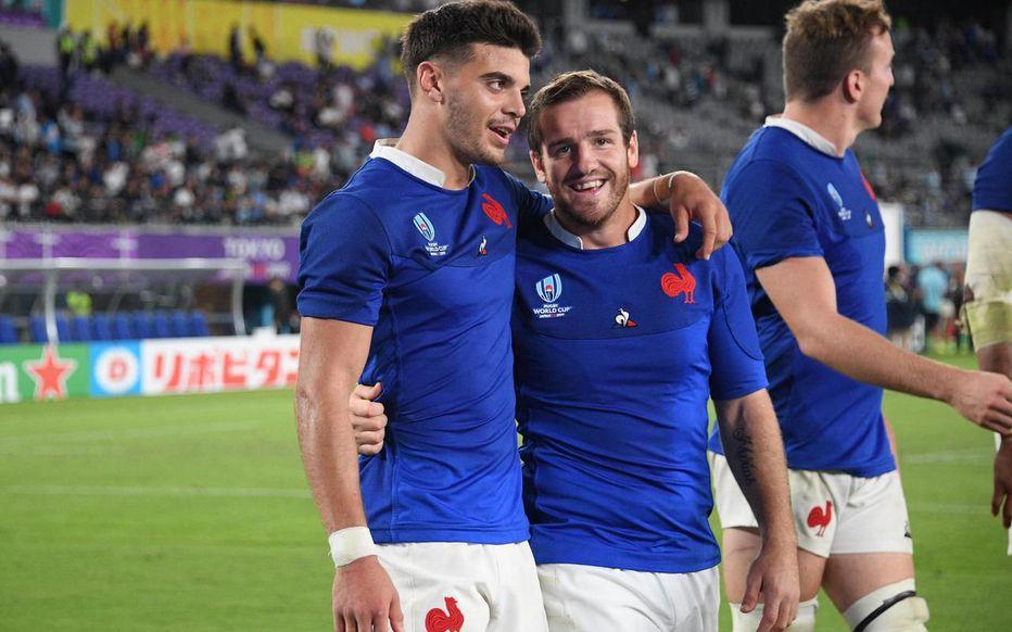 Ntamack-Lopez, duel de 10 - Alain Mounic-Presse Sports