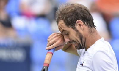 Roger Federer et Richard Gasquet forfaits pour le Rolex Paris Masters