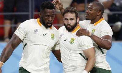 Rugby - Coupe du monde 2019 - Notre pronostic pour Afrique du Sud - Italie