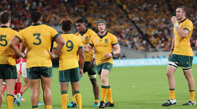 Rugby - Coupe du monde 2019 - Notre pronostic pour Australie - Géorgie