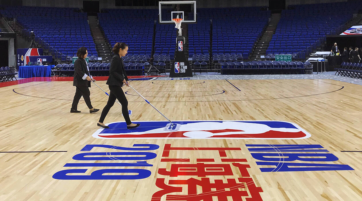 La NBA pourrait perdre des milliards de dollars à cause d'un simple tweet