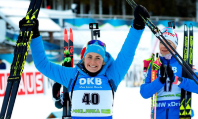 Sprint - Justine Braisaz et Simon Desthieux remportent le titre national