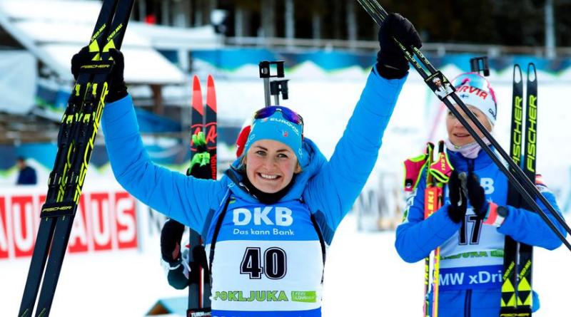 Sprint - Justine Braisaz et Simon Desthieux remportent le titre national