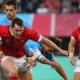Un Pays de Galles très brouillon s'impose face à l'Uruguay