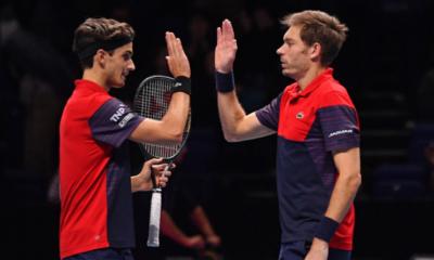 ATP Finals - Pierre-Hugues Herbert et Nicolas Mahut sacrés au Masters