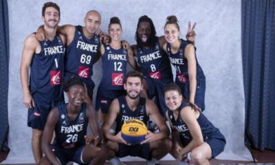 Basket 3x3 - Les Bleu(e)s devront passer par un TQO pour disputer les JO de Tokyo 2020