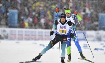 Biathlon - Ostersund - La composition des relais français