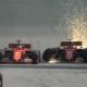 Crash entre les Ferrari au Brésil - Sebastian Vettel mis en cause par Charles Leclerc