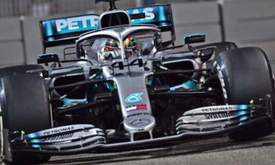 F1 - Lewis Hamilton en pole position à Abu Dhabi