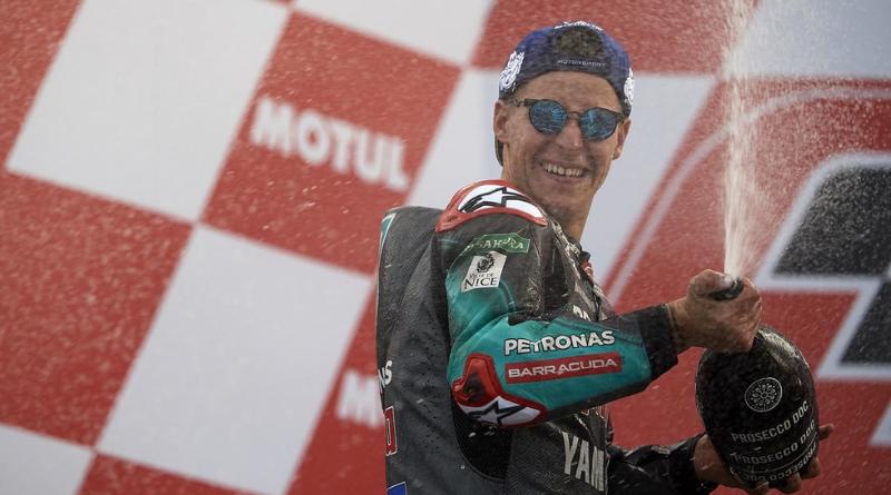 Fabio Quartararo - _Beaucoup de gens pensaient ou m'ont dit que je ne méritais pas d'être en Moto GP_