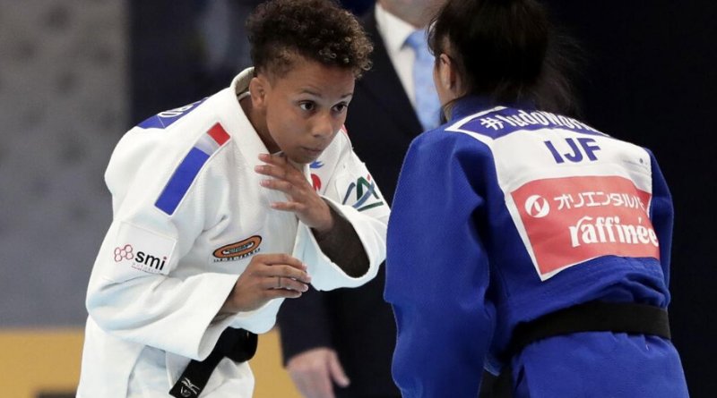 Grand Slam d'Osaka - Amandine Buchard décroche l'or
