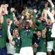 L'Afrique du Sud remporte un troisième titre de championne du monde