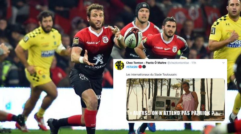 La victoire du Stade Toulousain face à Clermont vue par Twitter