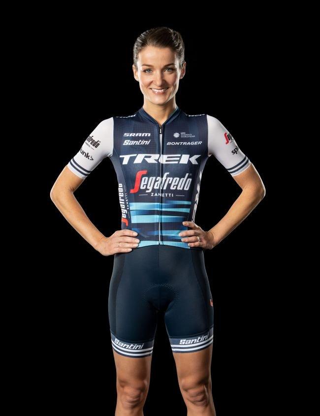 Maillot femmes Trek-Segafredo 2020