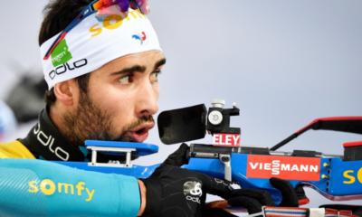 Biathlon – Sprint Sjusjoen : Martin Fourcade troisième, Johannes Kuehn vainqueur