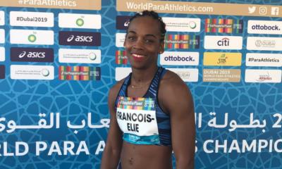 Mondiaux handisport d'athlétisme - François-Élie, Pavadé et Adolphe médaillés ce mercredi