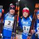 Ostersund - L'Italie survole le relais mixte, la France en délicatesse