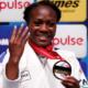 Paris Grand Slam 2020 _ la sélection française avec Clarisse Agbegnenou et Teddy Riner