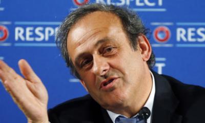 Quand Michel Platini dézingue le PSG